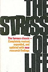 Stress of Life by Hans Selye (1956-05-03) Paperback