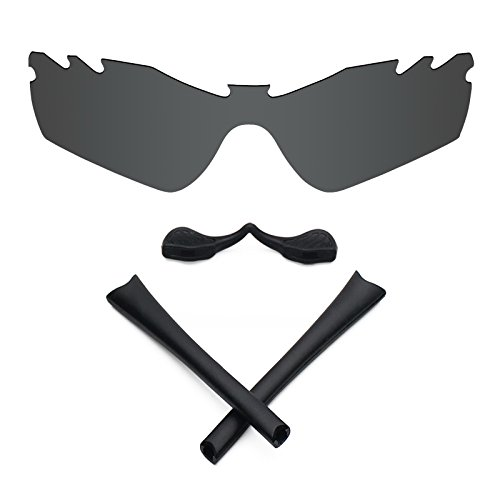 Mryok Replacement Lenses & Rubber Kits for Oakley Radar Path Vented - - Lenses Radar Path