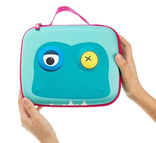 ZIPIT Beast Lunch Box, Light Blue Photo #3