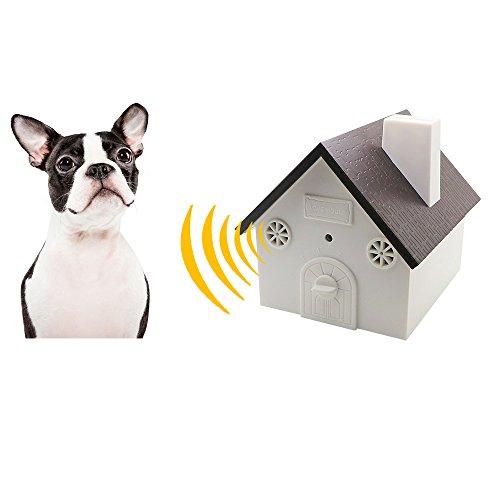Model!Outdoor Bark Controller,Stop Dog Barking Tool Batte...