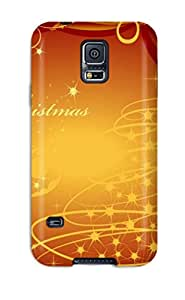 New Style For Galaxy S5 Protector Case Holiday Christmas Phone Cover