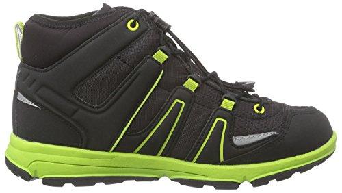 466 II Chaussures Outdoor Multisport Mixte Noir Mid Pistachio VAUDE Kids vert Enfant Cpx Romper 4Ixpw7