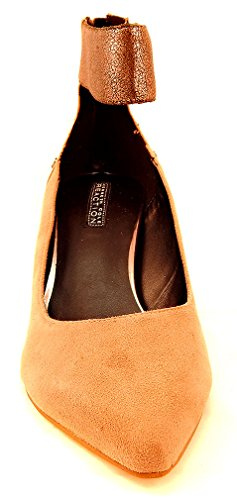 Kenneth Cole Reaction Mujeres Bill Ding Tobillera Correa Taupe