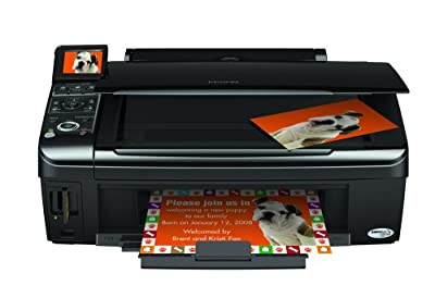 Epson Stylus NX400 All-in-One Printer (C11CA20201)