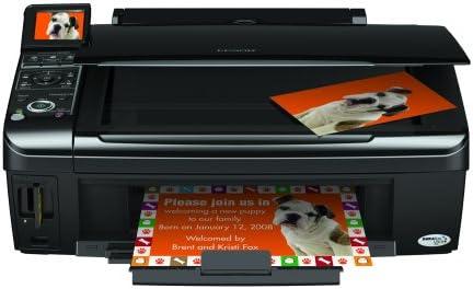 Epson Stylus NX400 All-in-One Printer (C11CA20201)