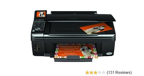 Epson Stylus NX400 Scanner New