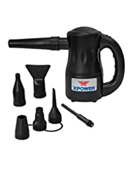 XPOWER A-2 Airrow Pro Multi-Use Electric Computer Duster Drye...