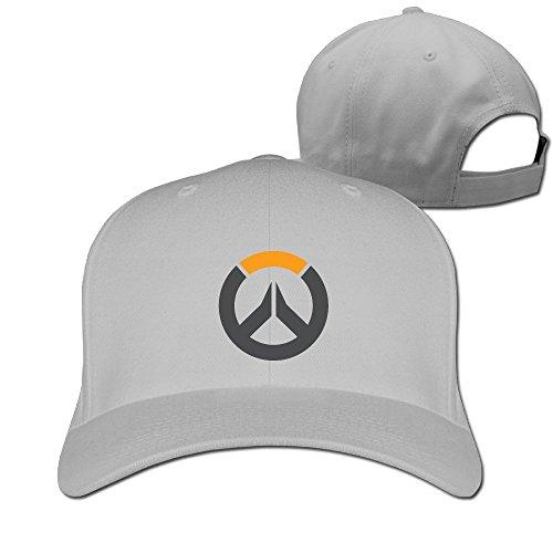 Yesher Geek Video Game Logo Baseball Cap - Adjustable Hat - Ash