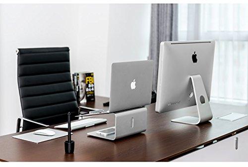 CTA Digital PAD-RBLS Universal Rotating Base Laptop Stand