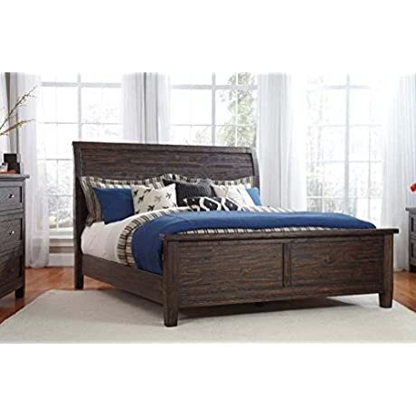 Signature Design By Ashley B658 54 Trudell Panel Footboard Queen