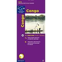 IGN MONDE : CONGO (BRAZZAVILLE)
