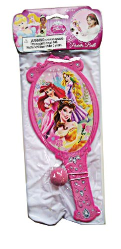 - Disney Princess Paddle Ball (Designs Vary)
