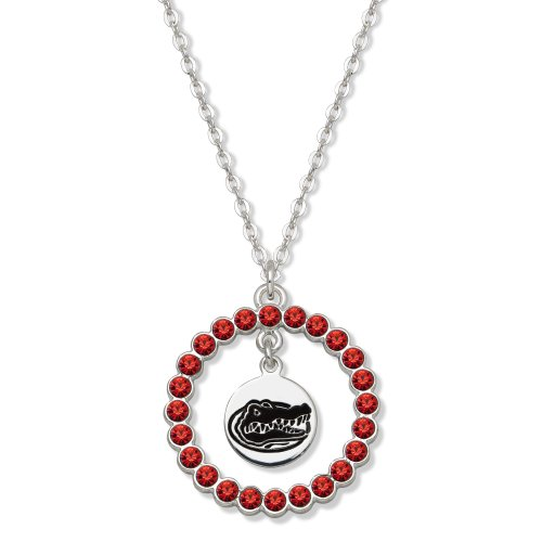 NCAA Florida Gators LogoArt Spirit Necklace (Ncaa Spirit Necklace)