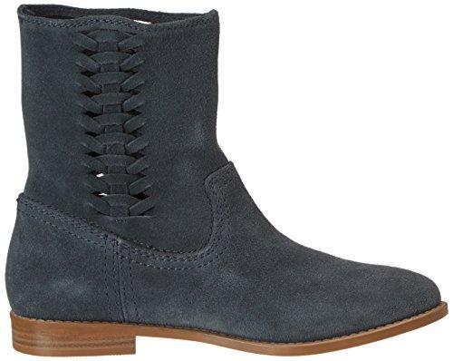 SPM Cuzco Ankle Boot - Botas Mujer Blau (steel Blue 013)