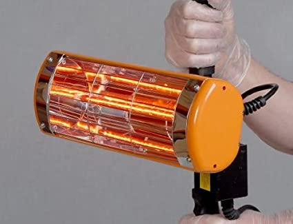 PST secador de pintura a mano