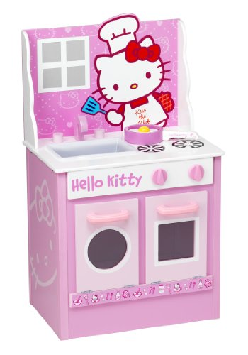 Hello Kitty Classic Kitchen
