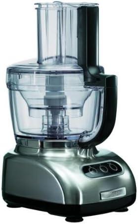 KitchenAid 5KFPM776NK, Níquel, 9100 g, 211 mm, 267 mm, 409 mm, 50/60 Hz - Robot de cocina: Amazon.es: Hogar