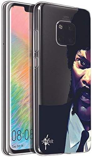 Cover per Huawei MATE 20- Inkover - Custodia in Tpu trasparente