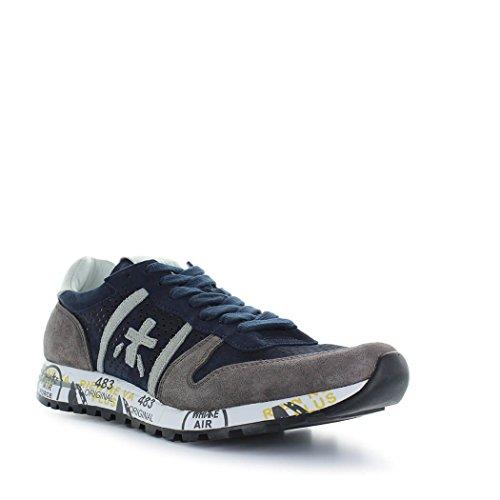 Grigio 2018 Sneaker Eric Blu Premiata Scarpe Uomo Da 3138 Primavera Estate UwvTWP0q