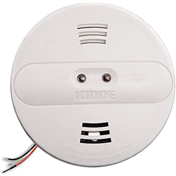 First Alert Smoke Detector, Photoelectric and Ionized Alarm ...