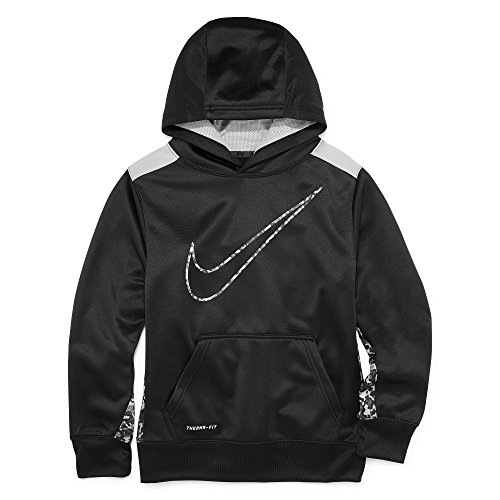 Nike Sport Performance Hoodie athletic shirt therma - fit Boys 8-20 M