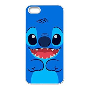 Lilo & Stitch iPhone5s Cell Phone Case White TPU Phone Case SY_745352