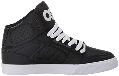 Osiris NYC 83 Vulc Black/White/White, Noir, 9 UK