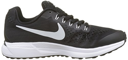 Nike Men's Zoom Pegasus 34 (Gs) Trail Running Shoes Black (Black / White / Dark Grey / Anthracite 002) sArFc3prq