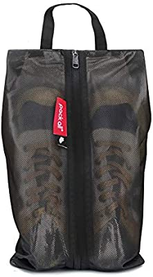 29e16c7ab0 Amazon.com  pack all Water Resistant Travel Shoe Bags