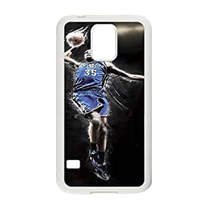 YUAHS(TM) Cover Case for SamSung Galaxy S5 I9600 with Kevin Durant YAS056308