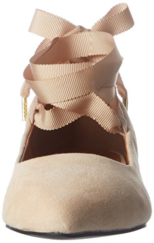 Bianco Women's Pointy Lace Ballerina 25-49212 Ballet Flats Off-white (Neutral) discount outlet locations outlet amazing price VFF9H