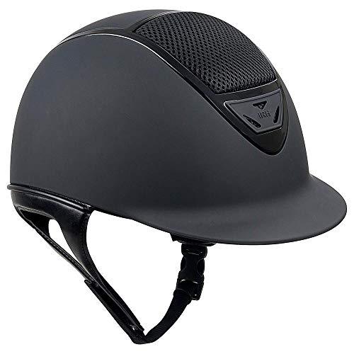 IRH IR4G XLT Matte Frame Helmet L Black Matte