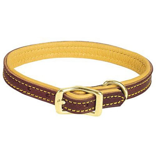 Deer Ridge 3/4 x 15 Deerskin Collar