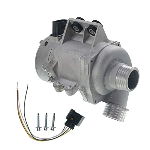 Electric Water Pump for BMW E60 E61 E70 E83 E90 E91 X3 X5 Z4 128i 323i 328i 528i 530i