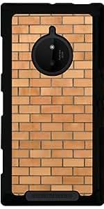 Funda para Nokia Lumia 830 - Pared De Ladrillo by Carsten Reisinger