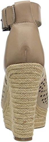 Marc Fisher Women's Hasina Platform Dark Natural dSYfsauXoR