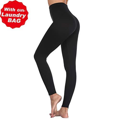 Leggings for women,BESTENA Super Soft High Waist Stretchy Workout Yoga Pants(Giving Laundry Bag)