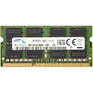SAMSUNG M471B1G73QH0-YK000 Samsung DDR3L-1600 SODIMM 8GB/1Gx64 CL11 Samsung Chip Notebook M by Samsung