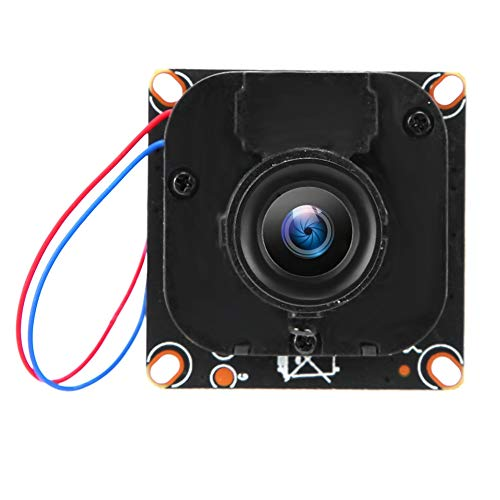 720P Module, CMOS Sensor, 720P Pixel Simplified Motherboard with Backlight Mode Easy Installation Security Cameras for 1/3In Cmos Image Sensor(NTSC system)