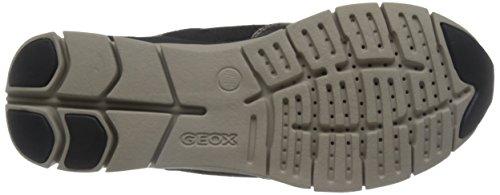 Sukie Sneaker Geox A Donna Grigio D qR1RyO