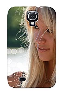 Crazinesswith Tpu Case For Galaxy S4 With Paige Wyatt, Nice Case For Thanksgiving Day's Gift