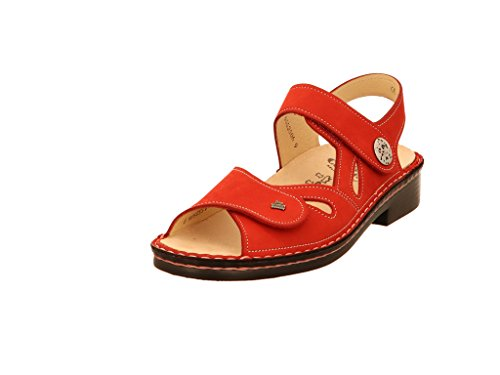 FinnComfort Costa Größe 42.5 Rot (rot)