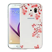 For cellphone Cases, For Samsung Galaxy S6 / G920 Macarons Pattern IMD Workmanship Soft TPU Protective Case ( SKU : SAS0149K )