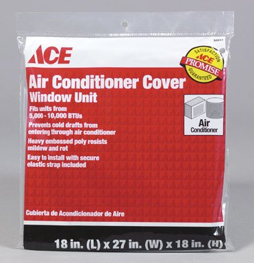Ace Window A/c Cover (COVER A/C WINDOW27X18X18 [Misc.])