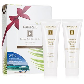 Eminence Tropical Body Bliss Gift Set