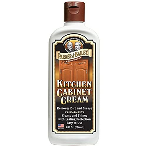 Kitchen Cabinet Cleaner. Parker  Bailey Kitchen Cabinet Cream 8oz Cleaner Amazon com