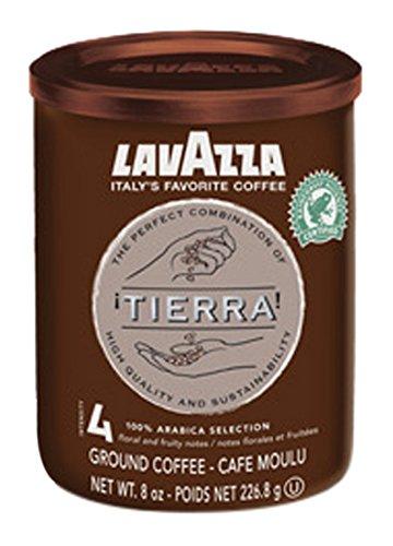 Lavazza Tierra Intenso - Espresso, 8-Ounce