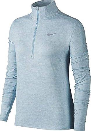 Nike Herren Dry Element Half Zip Langarm Oberteil: