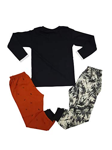 Little Tortoise Baby boy Full Sleeves Cotton Set with Lower |