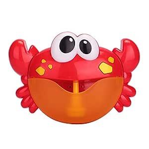 ROKOO Crab Bubble Maker automatizado Spout Bubble Machine con ...